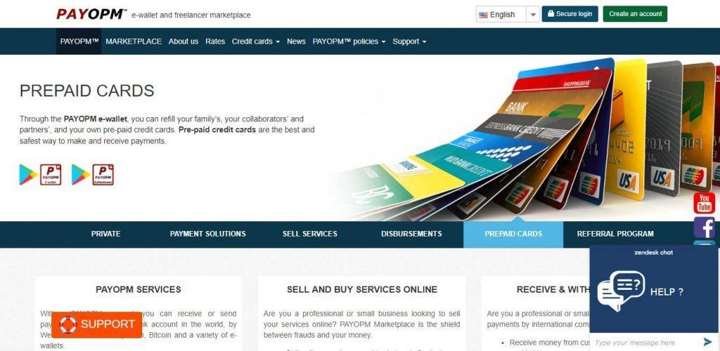 PayOPM es una buena opción como monedero virtual