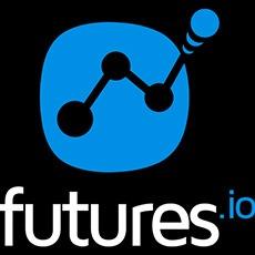 El logo de Futures.IO