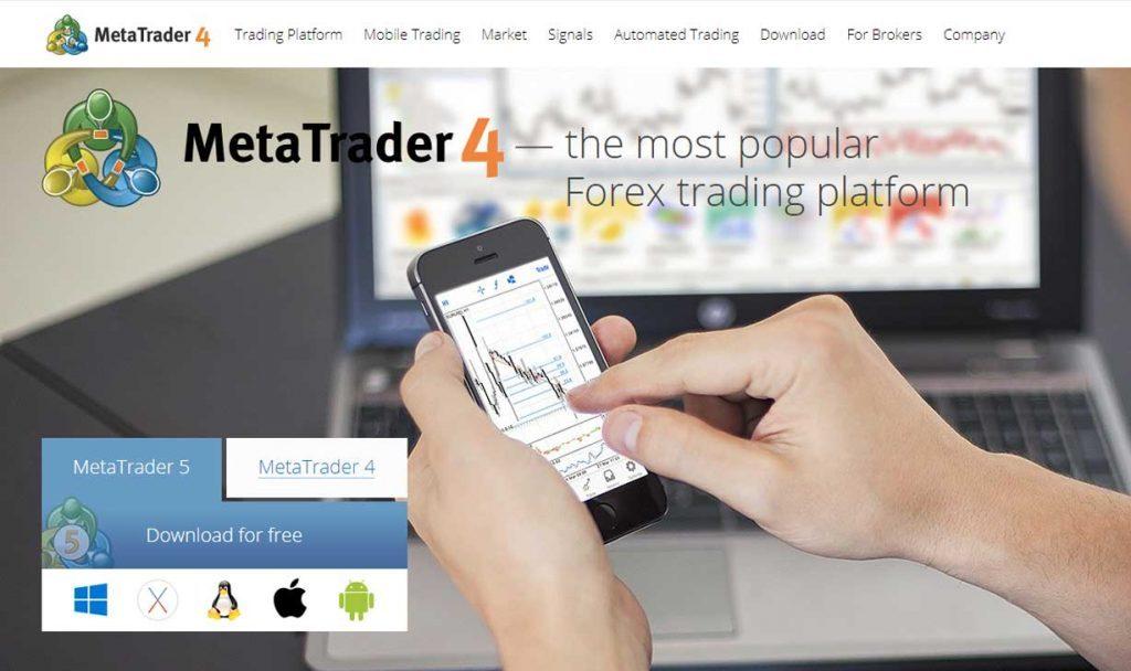 MetaTrader es la herramienta para aquellos que quieran arriesgarse con el Forex.