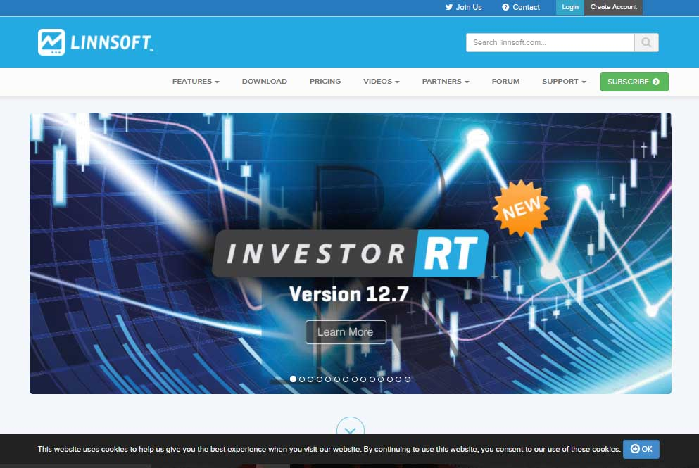 Investor/Rt tiene una serie de herramientas que te permitirán llevar a otro nivel tu modo de ver el mercado.